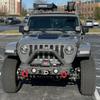 2007-Present Wrangler/Gladiator Predatör Series Front Bumper - Sting Gray Gloss