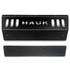 Predatör Series Sway Bar Skid - Black Texture Backer Plate