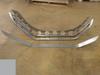 2019-Present JT Gladiator Rear Fender Set - Billet Silver Gloss