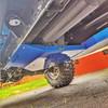 2019-Present 3.6L JT Gladiator Complete Skid System - Black Gloss