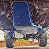 2019-Present 3.6L JT Gladiator Complete Skid System - Ocean Blue Gloss