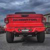 2019-Present JT Gladiator Predatör Series Rear Bumper - Firecracker Red Gloss