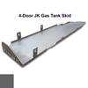 2007-2018 4-Door Wrangler Gas Tank Skid Plate - Granite Crystal Gloss