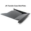 2007-2018 Wrangler Transfer Case Skid Plate - Black Texture