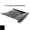 2007-2018 Wrangler Transfer Case Skid Plate - Black Gloss