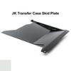 2007-2018 Wrangler Transfer Case Skid Plate - White Gloss