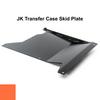 2007-2018 Wrangler Transfer Case Skid Plate - Punk'n Orange Gloss