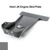 2007-2018 Hemi 4-Door Wrangler - Complete Skid System - Sting Gray Gloss