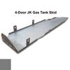 2007-2018 4BT Diesel 4-Door Wrangler - Complete Skid Plate System - Sting Gray Gloss