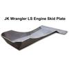 2007-2018 LS 4-Door Wrangler - Complete Skid Plate System - Bare Metal