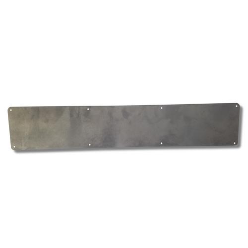 Predatör Series Sway Bar Skid Backer Plate - Bare Steel