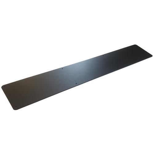Predatör Series Sway Bar Skid Backer Plate - Black Texture