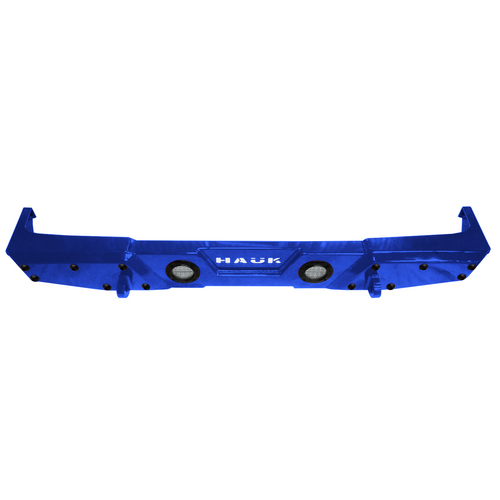2018-Present Wrangler Predatör Series Rear Bumper - Ocean Blue Gloss