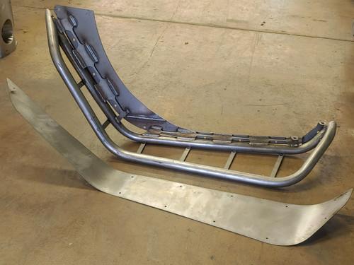 2019-Present JT Gladiator Tube Fenders - Complete Set - Bare Steel