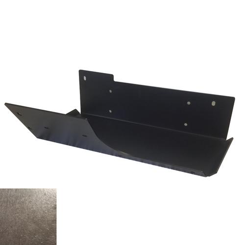 2007-2018 Wrangler Air Tank/Evap Skid Plate - Bare Steel