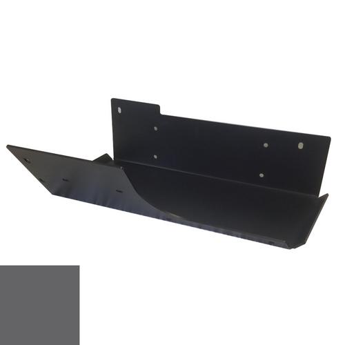 2007-2018 Wrangler Air Tank/Evap Skid Plate - Granite Crystal Gloss
