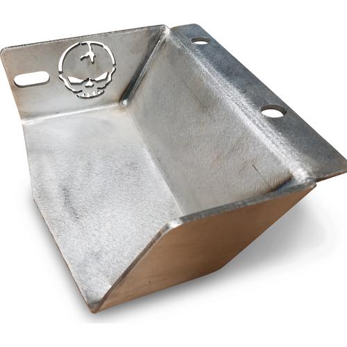 1997-2006 Wrangler Steering Box Skid - Bare Steel