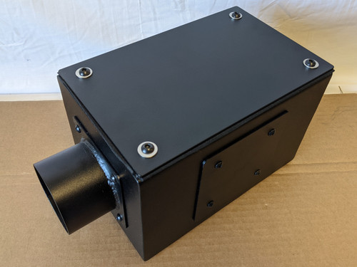 """Universal Air Box w/Filter for 3"""" Piping"""