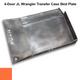 2018-Present 4-Door Wrangler/Gladiator Transfer Case Skid Plate - Punk'n Orange Gloss