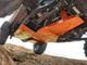 2018-Present 3.6L 4-Door Wrangler Complete Skid Plate System - Punk'n Orange Gloss
