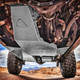 2018-Present 3.6L 4-Door Wrangler Complete Skid Plate System - Sting Gray Gloss