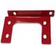 2018-Present 4-Door Wrangler M.U.L.E. Skid Plate - Firecracker Red Gloss