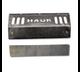 Predatör Series Sway Bar Skid - Bare Steel Skid and Backer Plate