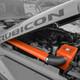 2018-Present 2.0L Turbo Wrangler/Gladiator Expedition Snorkel - Punk'n Orange Gloss