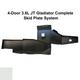 2019-Present 3.6L JT Gladiator Complete Skid System - White Gloss