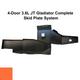 2019-Present 3.6L JT Gladiator Complete Skid System - Punk'n Orange Gloss