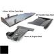 2007-2018 Hemi 2-Door Wrangler - Complete Skid System - Black Texture