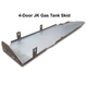 2007-2018 4BT Diesel 4-Door Wrangler - Complete Skid Plate System - Bare Steel