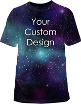 Custom All-Over Print Shirts | Preferred Custom Printing