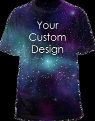 Custom All-Over Print Shirts | Preferred Custom Printing