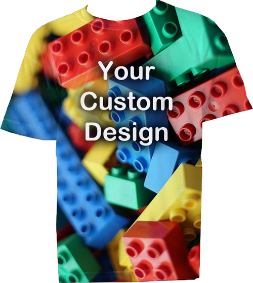 Custom Basic Kid's T-Shirt