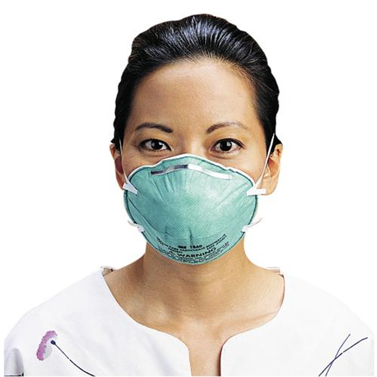 20 1860 N95 Particulate Respirator N95 Safety Mask package 3m Of Regular