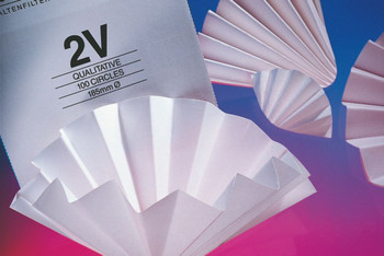 10342810 GE Healthcare Whatman Grade 2294 Filter Papers for Technical Use Grade 2294 Filter Paper for Technical Use, circle, 110 mm Package of 100