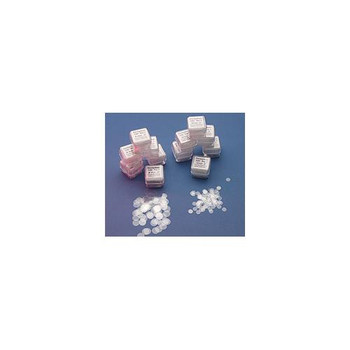 64-0713 Harvard Apparatus Coverslip: #1.5 Thickness (0.17 mm or 0.0067 in.) Round cover glass, #1.5 thickness, 15 mm, 100 pack Package of  100