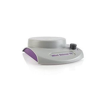 HS120155 Heathrow Magnetic Mini Stirrers Magnetic Mini Stirrer, Gray/Purple Each of  1