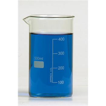 BG1060-1000 United Scientific Supplies Glass Beaker, Tall Form (Package of 6)
