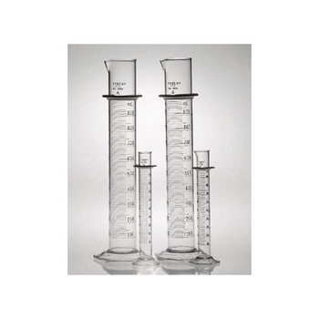 Corning 3026-2L PYREX Double Metric Scale, Class A Graduated Cylinders Cylinder 2000ml Dbl Scale  (Case of 1)