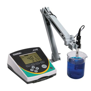 WD-35420-01 Oakton Benchtop pH 2700 pH/mV/Temperature Meter and Accessories (Each of 1)