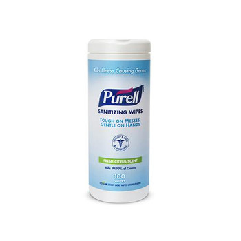 315-9118-02 GOJO Industries PURELL Sanitizing Wipes (Case of 2)