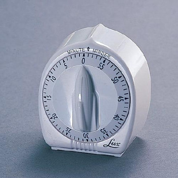 CP2428-59 1-Hour Wind-Up Timers TIMER, 1-Hour, Single Chime, White  (Each of 1)