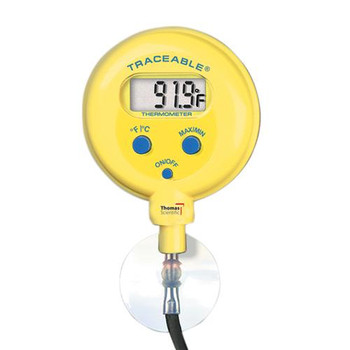 Thomas 4038 Traceable Waterproof Thermometer F/C Thermometer, NIST, Fahrenheit  (Each of 1)