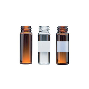 331232SW Chase Scientific Autosampler Vials, Chromatography, Clear and Amber, without Closures (Case of 2000)