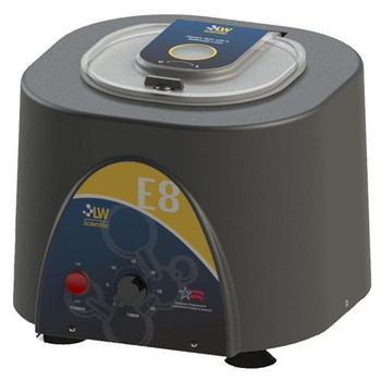 LW Scientific E8C-U8AF-1503 USA E8 Fixed Speed Centrifuge USA E8 Fixed-Speed, Angled 8-Place Centrifuge with Timer, 110/220V  (Each of 1)