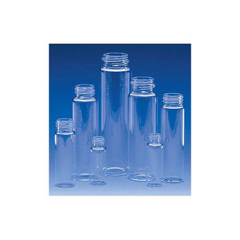 W224810 DWK Life Sciences (Wheaton) Vial 40 ml, E-C Sample Clear (Case of 200)