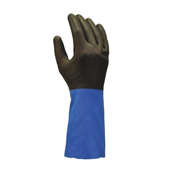 SHOWA CHMM-08 Chem Master Gloves Chem Master 12\  (Package of 12)