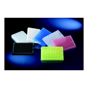 Thermo Scientific Nunc 267334 96-Well Polypropylene MicroWell Plates 96-Well Plate, PP, Non-Treated, U-Bottom, 500??L, Sterile, Natural  (Case of 120)